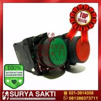 Push Button SCHNEIDER 22mm XB5 AA31 Hijau/AA42 Merah