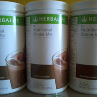 FORMULA 1 NUTRITIONAL SHAKE MIX 550gr CHOCOLATE#herbalife