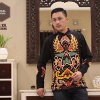 Kemeja Batik Pria Garuda Kencana Premium Quality