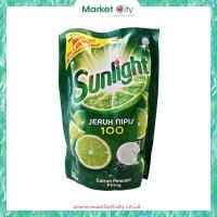 SUNLIGHT LIME - Sunlight Jeruk Nipis 800 ml