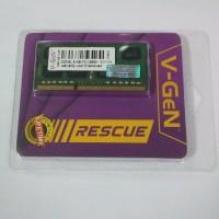 V-GeN DDR3 RESCUE Ram Laptop 8gb 12800 1600mhz Murah