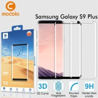 MOCOLO Samsung Galaxy S9 Plus Tempered Glass MOCOLO 3D Full Cover Edge