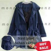 PROMO | Basic parka jaket | Pakaian Online Termurah | Jaket Wanita |