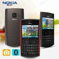Original hp Nokia X2-01 Keyboard Mobile Phones