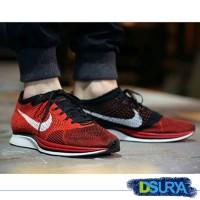 128ce597ccf6b Sepatu Nike Air Flyknit Racer Premium 11 - Olahraga Sneaker Running