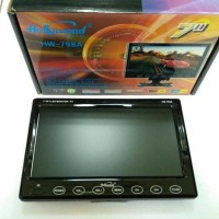 TV MOBIL - TV dashboard hollywood 7 inch last stok