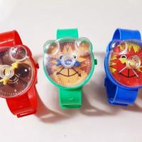 Jam tangan / arloji mainan jadul / aksesoris ultah / souvenir