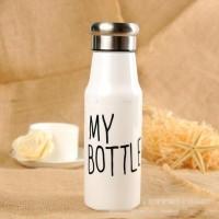 Botol Minum Plastik My Bottle 2.0 Water Tupperware Air Termos 500ml