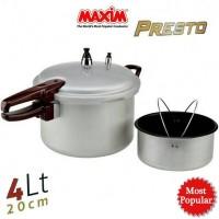Harga Panci Presto Maxim 4 Liter Travelbon.com