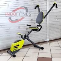Recumbent X-Bike ID-360 | Sepeda statis Xbike