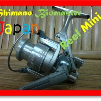 Reel Pancing Mini-Ultra Light Shimano Biomaster 1000 Jepang Seken