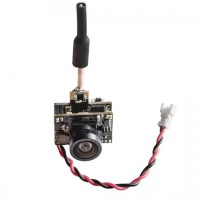 AKK A3-OSD Micro Camera VTX AIO OSD 5.8GHz 48CH 0.1/25/200mW Switcher
