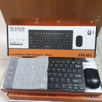 keyboard+mouse wireless mini