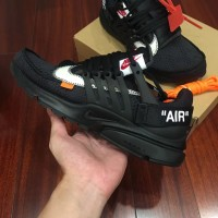 NIKE OFFWHITE AIR PRESTO BLACK