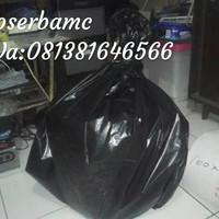 Kantong Plastik sampah Jumbo 100x120 isi 10