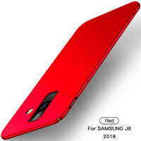 Hardcase Baby Skin Slim Cover Case Casing HP Samsung Galaxy J8 2018
