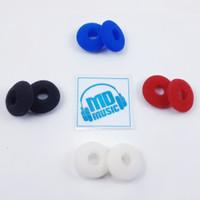 Foam donut earbud / Eartips earbud / Foam earbud Sepasang