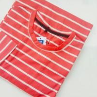 Kaos motif stripe