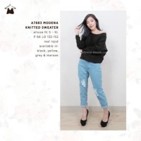 A7883 MODENA KNITTED SWEATER
