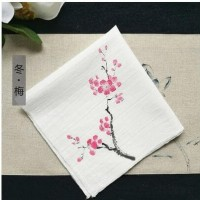 sapu tangan / handkerchief wanita / perempuan jepang / japan quality