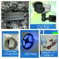 adaptor camera original 6a / adaptor dvr cctv 6 ampere 12v Taiwan