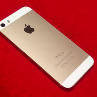 HP Second iPhone 5S-4G Silver 16GB Ex iBox Resmi (Like New) 99% Mulus