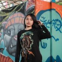 Culture Hero | Kaos Distro Keren Budaya Indonesia: Gatotkaca LS