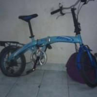 Jual sepeda anak second