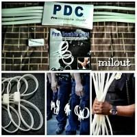 Borgol plastik / Pro double cuff / tactical handcuff