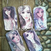 OPPO YOYO R1001 Flipcase Motif Karakter Flip Cover Ume Sarung HP