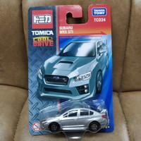 Tomica Cool Drive Subaru WRX STI Silver