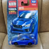 Tomica Cool Drive Subaru WRX STI Blue
