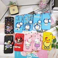 SOFTCASE BONEKA TIMBUL DAN GANTUNGAN FOR SAMSUNG S9 PLUS