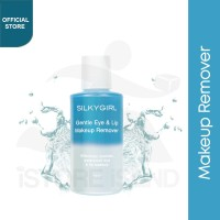 SILKYGIRL Eye & Lip Make Up Remover 55 ml (GQ0403)
