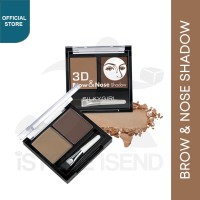 SILKYGIRL Expert Brow & Nose Shadow 01 Dark Brown (GE0234-01)