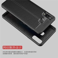 LENOVO K8 NOTE AUTOFOCUS LEATHER SOFTCASE CASING COVER