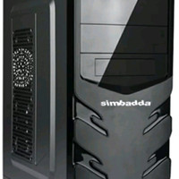 pc cpu komputer Baru New Core i5 ram 8gb key mouse, murah garansi 1thn