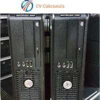 CPU Komputer Unbk DELL 780 380 SlimCore2duo 3.0 Bekas termurah
