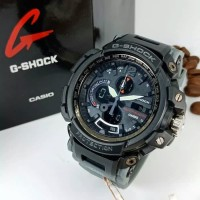 Jam Tangan Pria G-Shock Rubber Dual Time Anti Air ( Gc Aigner Bonia )