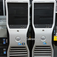 Komputer Server cpu DELL T3500 XEON W3530 2.8 ghz Pc tower bekas