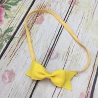 HARGA HEMAT Bandana bayi Baby headband Abigail bow 32 warna