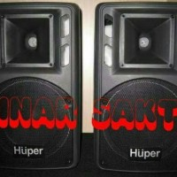 SPEAKER HUPER 08 HA150 ( 8 INCH AKTIF ) ORIGINAL