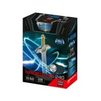 VGA CARD HIS R7 240 2GB 128BIT DDR3 Diskon