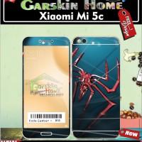 Premium Garskin xiaomi Xiaomi Mi 5c custom & macam tipe hp lainnya