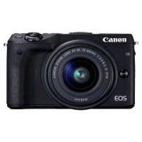 Canon EOS M3 Kit EF-M15-45 IS STM Kamera Digital Mirrorles Berkualitas