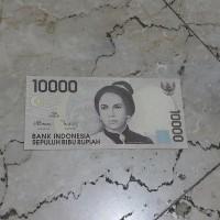 Uang Kuno 10,000 th 1998