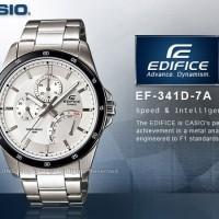 CASIO EDIFICE EF-341D-7A ORIGINAL GARANSI RESMI