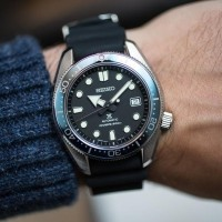 SEIKO SPB079 / SPB079J1 BABY MARINE MASTER JAPAN MOVEMENT