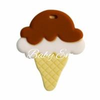 Baby teether ice cream cute Chocolate