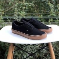 Vans Era black gum / Sepatu skate / Sepatu casual